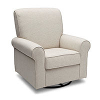 Avery Upholstered Glider