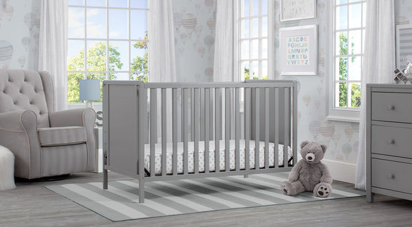 Heart;land Classic in Grey 6-piece Nursery Furniture Set