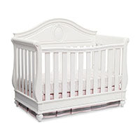 Disney Princess Magical Dreams 4-in-1 Crib