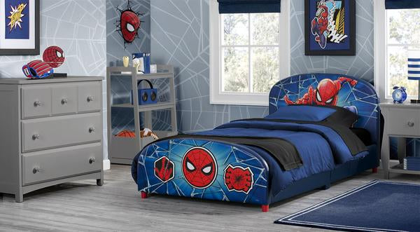 Spider-Man Kids Bedroom Collection