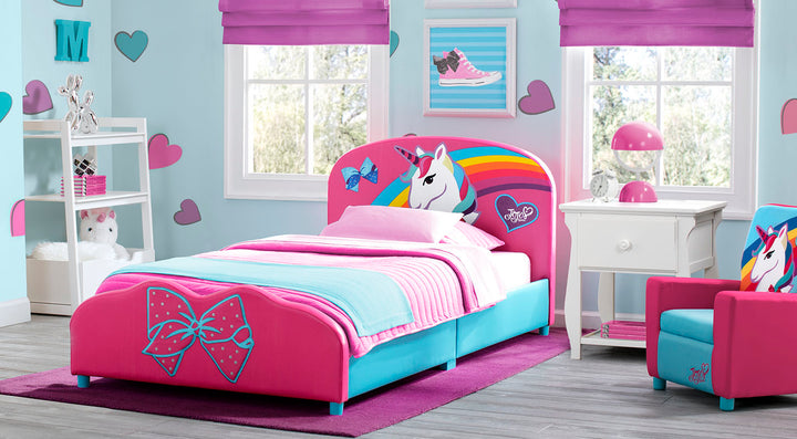 JoJo Siwa Girls\' Bedroom Set – Delta Children