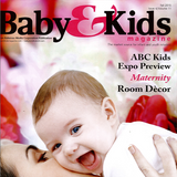 Delta Children featured in Baby & Kids Magazine