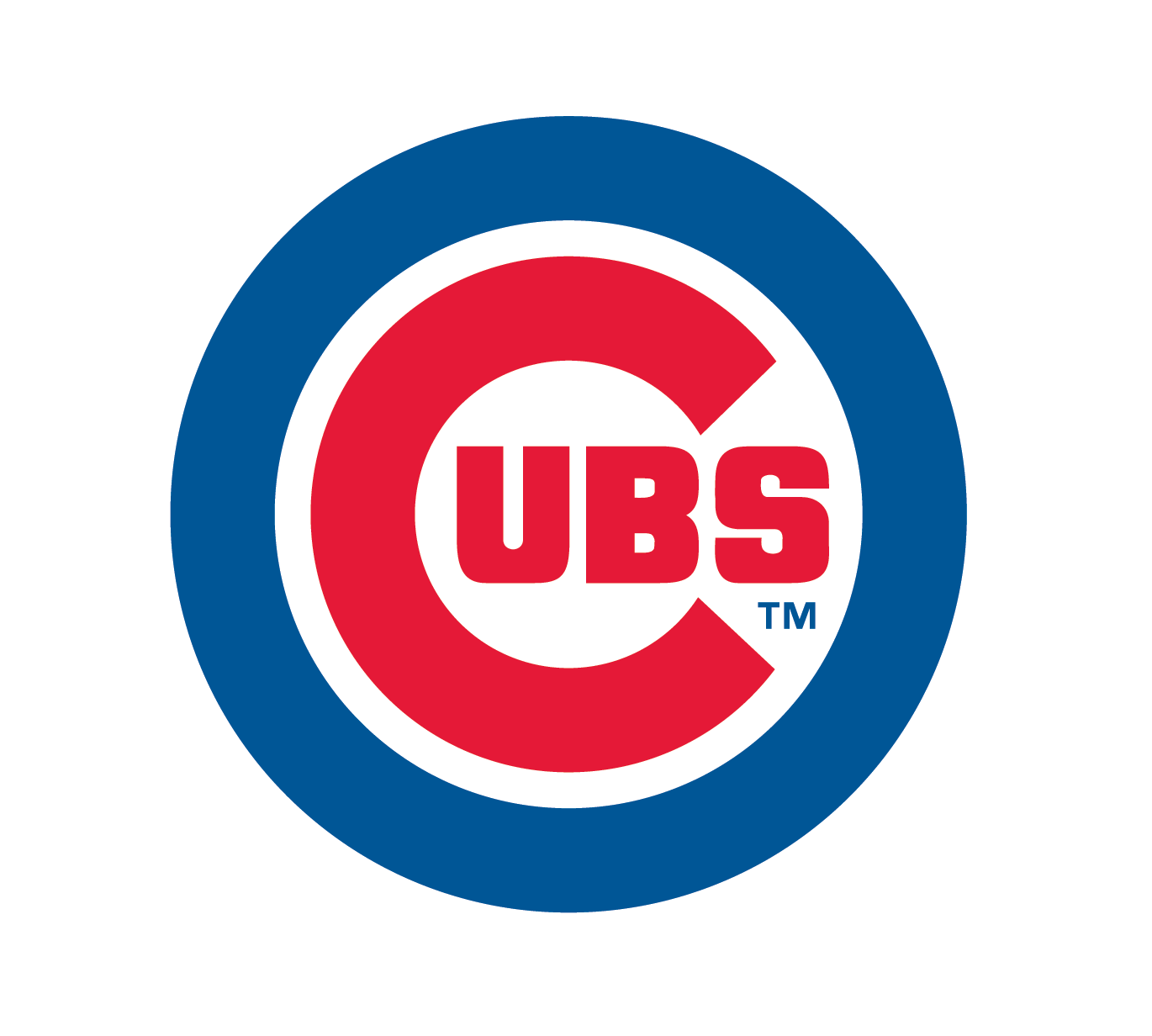 Chicago Cubs Official Logo