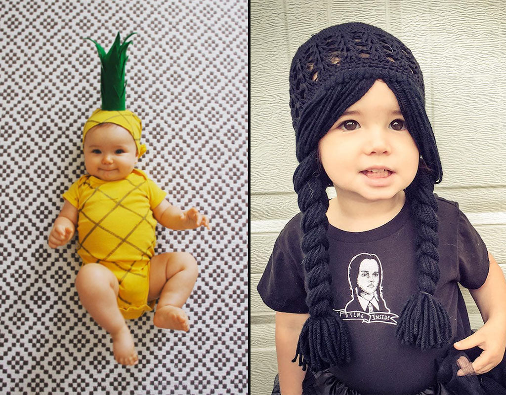 19 Diy Baby And Toddler Halloween Costumes For Every Budget Delta