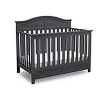 Bennington Elite Curved 4-in-1 Crib