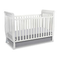 Charleston / Glenwood 3-in-1 Crib
