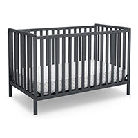 Heartland 4-in-1 Convertible Crib