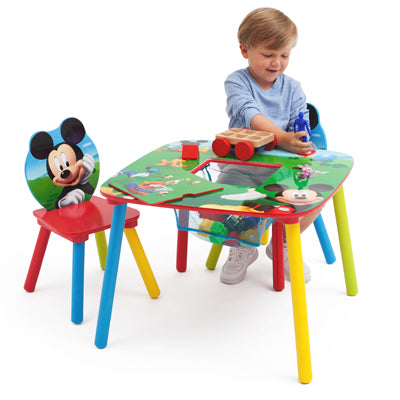 Delta Table and Chair Set