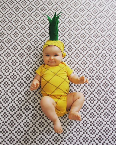 A Sweet Pineapple