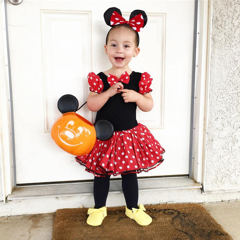 Celebrate Disney with a Minnie Mouse Costume