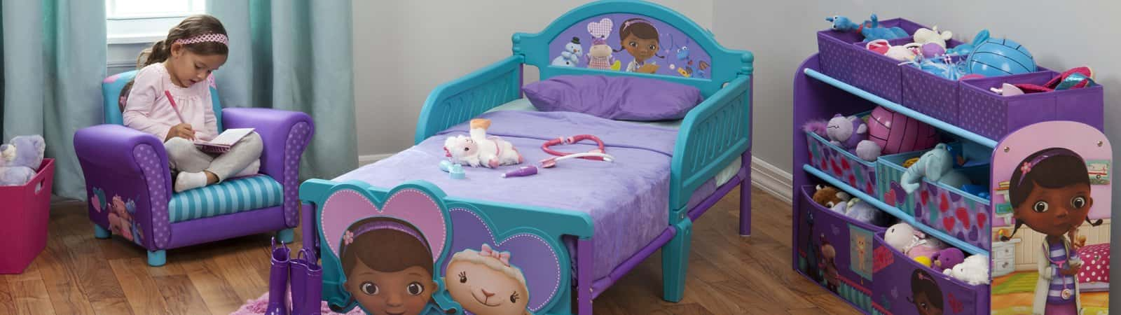 Doc McStuffins Furniture