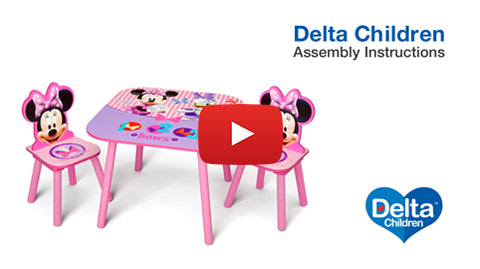 kids furniture assembly video