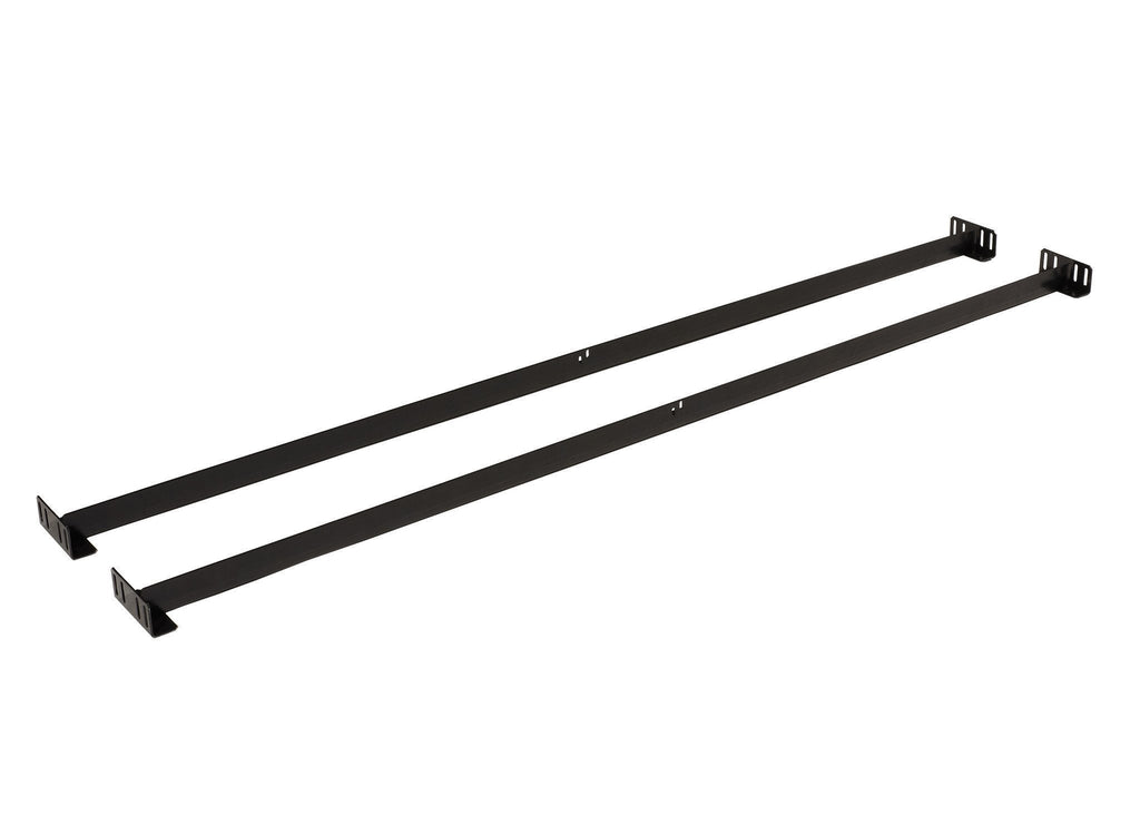 White (100), Chocolate (204), and Black Cherry Espresso (607) Metal Bed Rails for Bentley 'S' Series 4-in-1 Convertible Crib