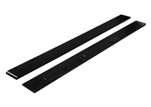 Simmons Kids Black (001) Wood Bed Rails a1a