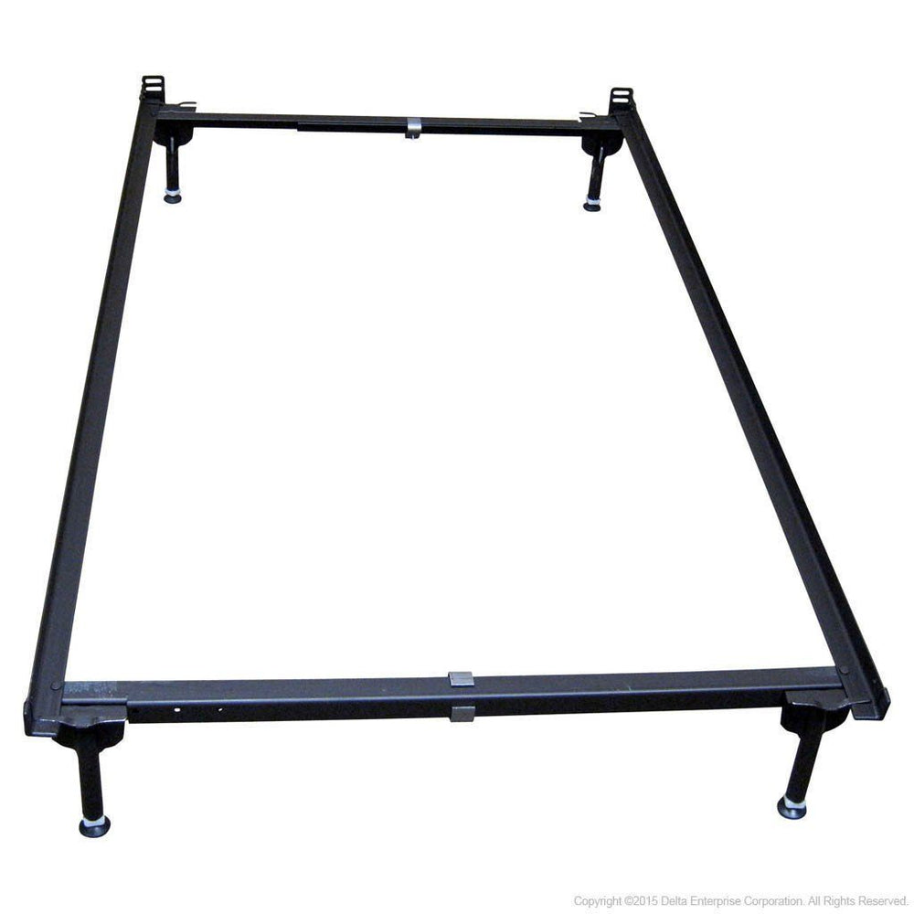 Delta Children Metal Bed Frame (0040-990), Twin Conversion a2a
