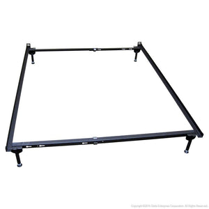 Delta Children Metal Bed Frame (0040-990), Full-Size Conversion a1a