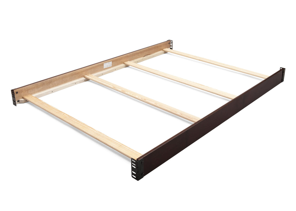 Delta Children Walnut Espresso (1324) Wood Bed Rails (0050)