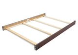 Delta Children Espresso Cherry (205) Wood Bed Rails (0050), Main View