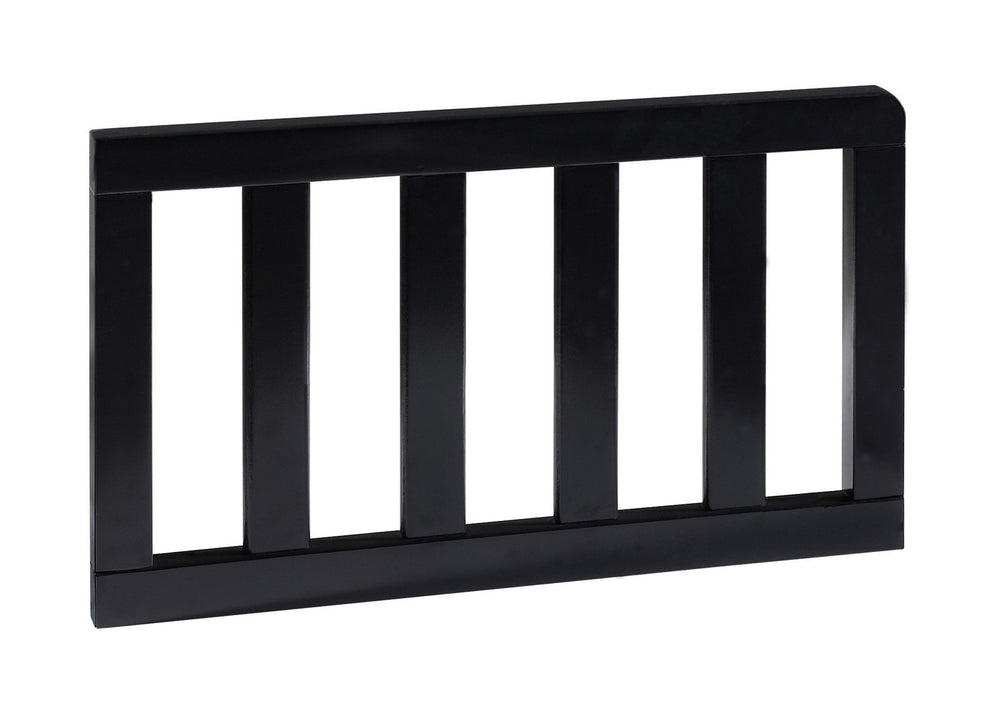 Simmons Kids Classic Black (001) Toddler Guardrail (0080) b1b