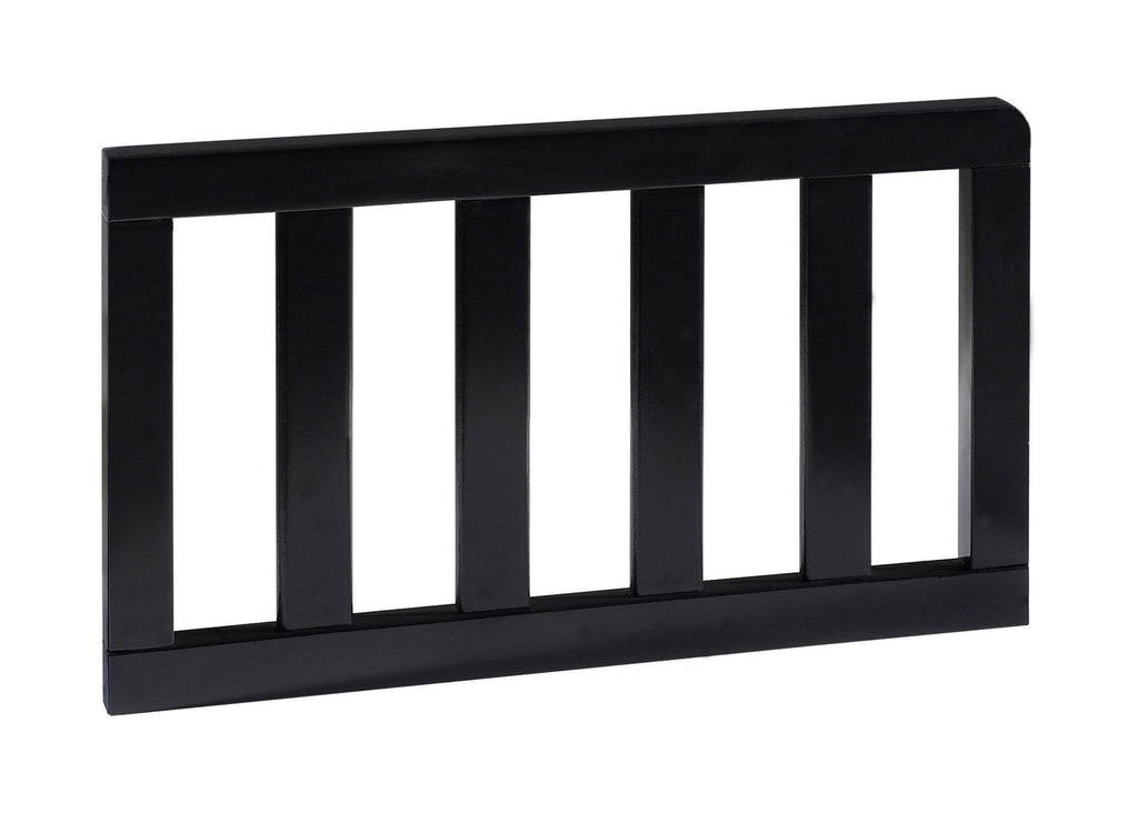 Simmons Kids Classic Black (001) Toddler Guardrail (0080) b1b for Baker 4-in-1 Convertible Crib