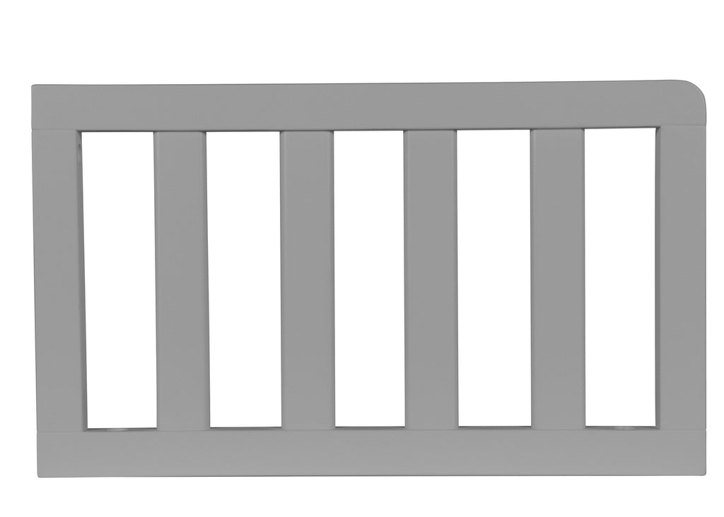 Simmons Kids Grey (026) Toddler Guardrail (0080) c1c for Emery 4-in-1 Convertible Crib