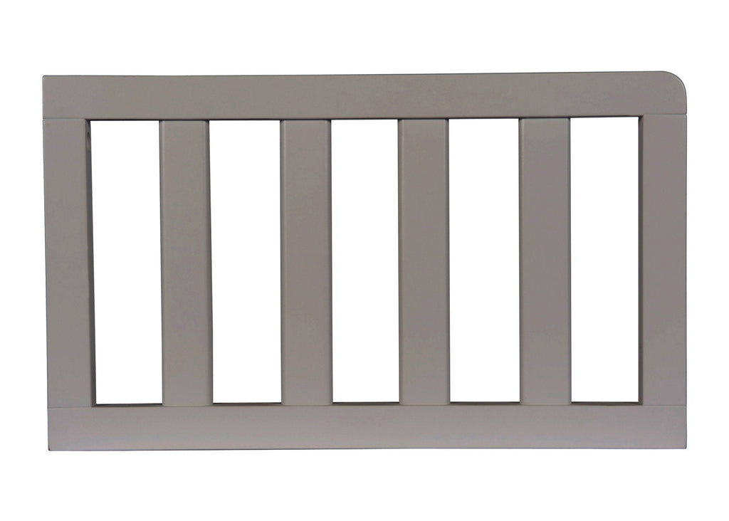 Simmons Kids Classic Grey (028) Toddler Guardrail (0080) d1d for Manhattan 3-in-1 Crib