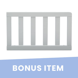 Simmons Kids Linen Bianca (130) Toddler Guardrail Bonus Item(0080) g1g