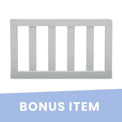 Canton Toddler Guardrail (Bianca) - bundle