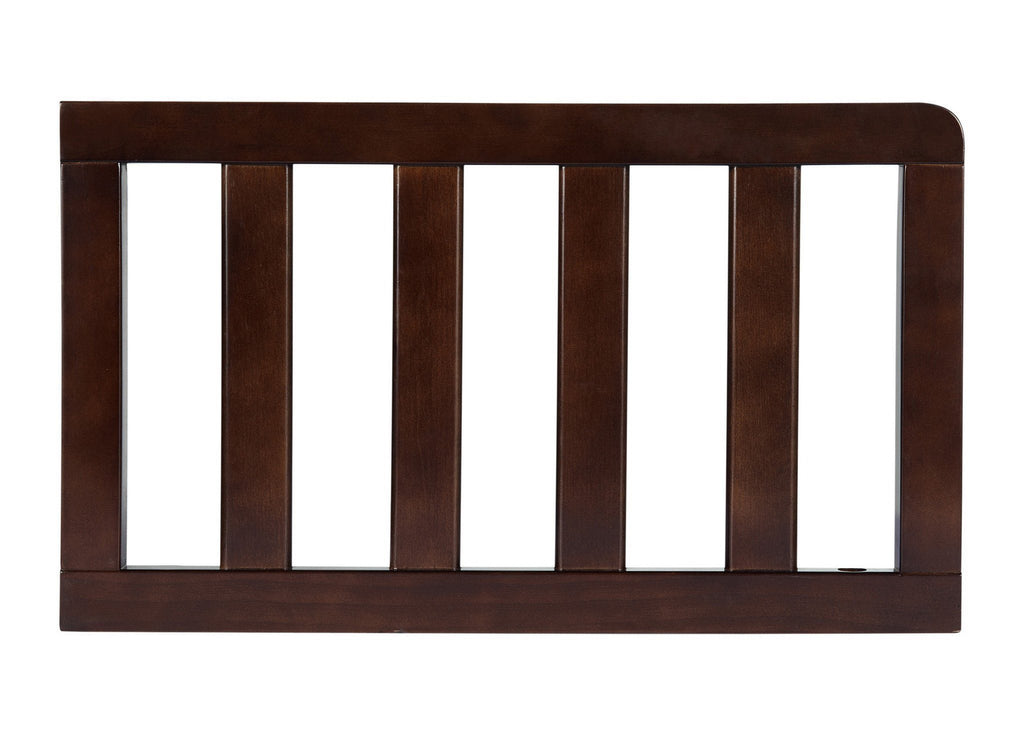 Simmons Kids Chocolate (204) Toddler Guardrail (0080) c1c for Arbour 3-in-1 Crib