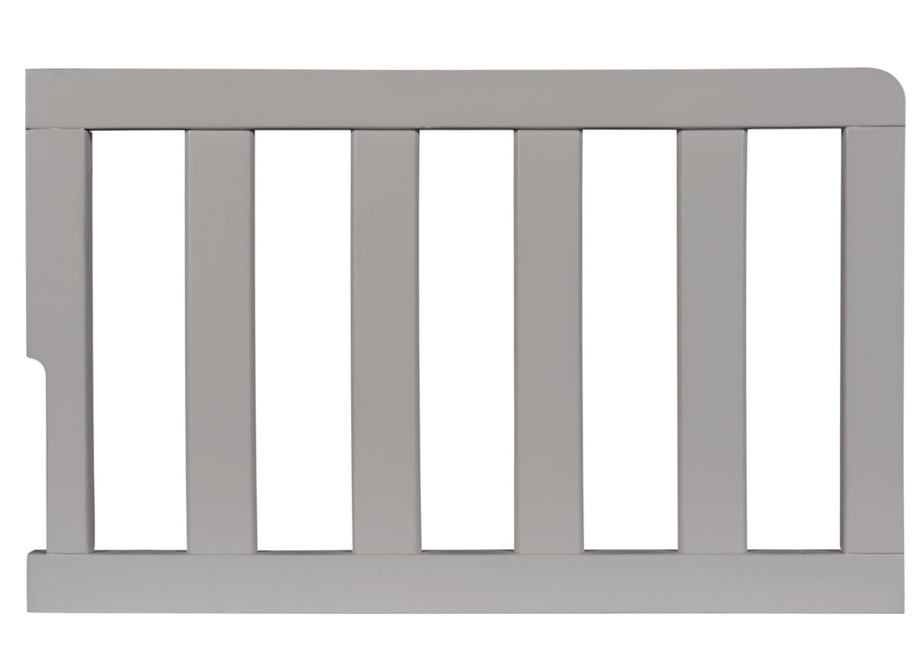 Delta Children Grey (026) Guardrail (0081) b1b for Bentley S Crib N Changer