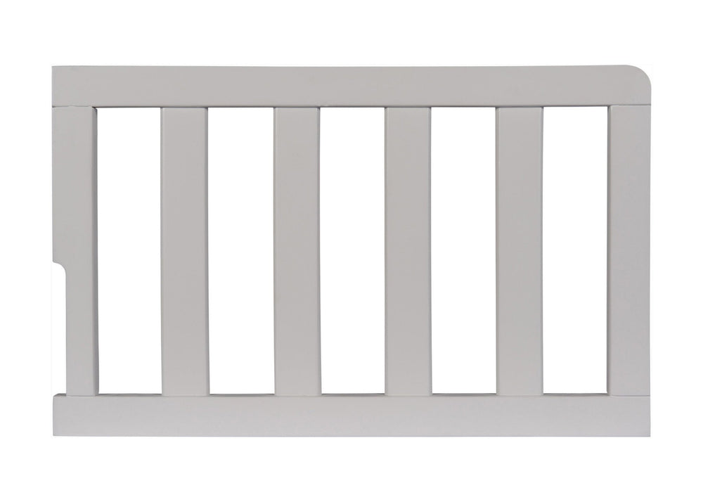 Delta Children White (100) Guardrail (0081) c1c