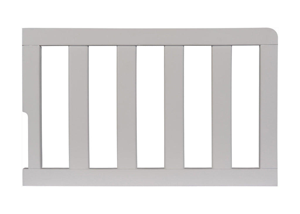 Delta Children White (100) Guardrail (0081) c1c for Bentley S Crib N Changer