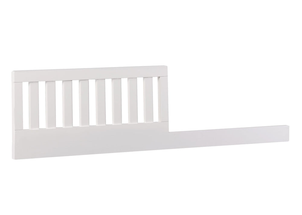 Delta Children White Ambiance Delta Guardrails (0085) a1a