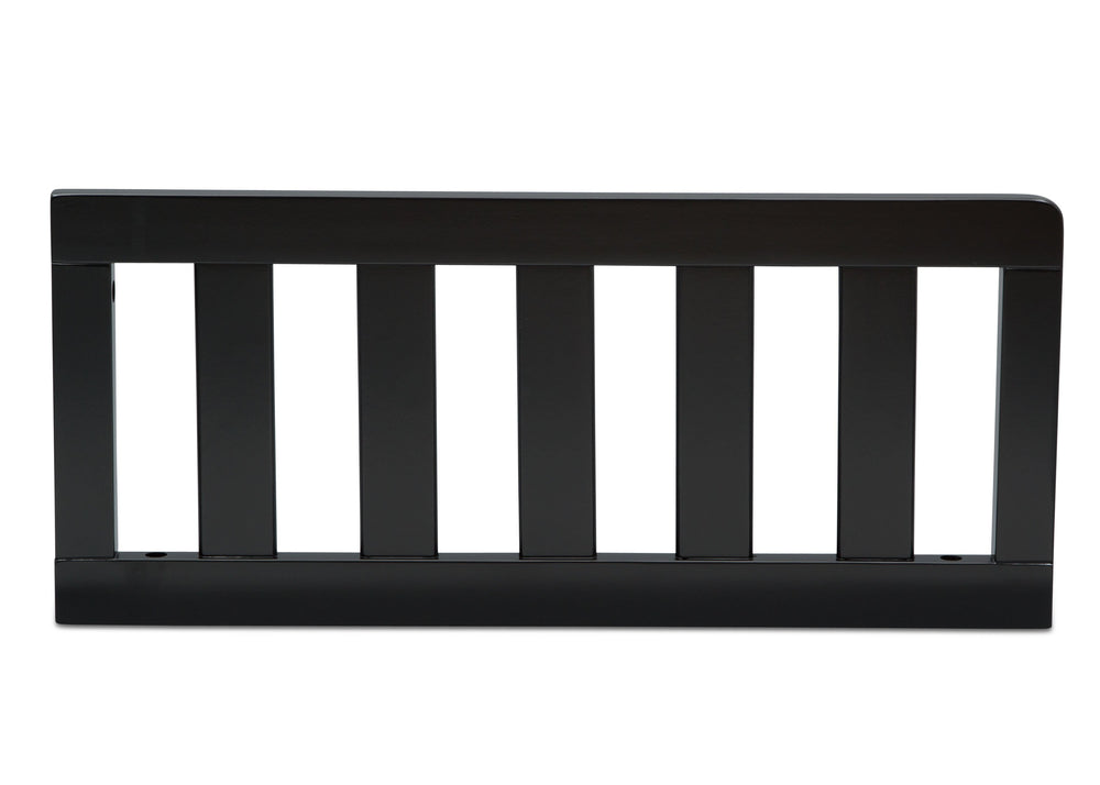 Delta Children Ebony (0011) Toddler Guardrail (0094) front a1a