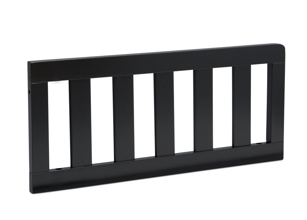 Delta Children Ebony (0011) Toddler Guardrail (0094) angle a2a
