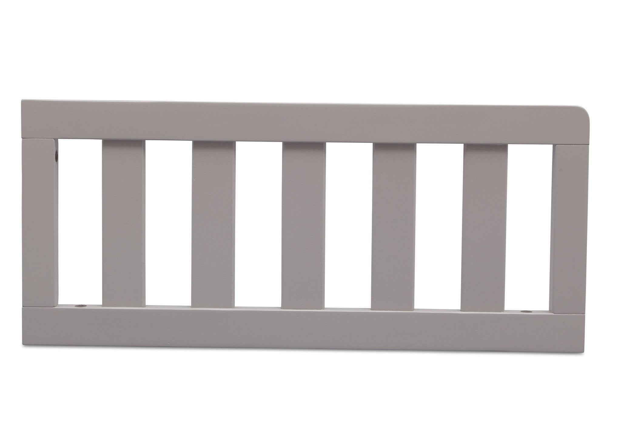 Delta Children Grey (026) Toddler Guardrail (0094) front b1b