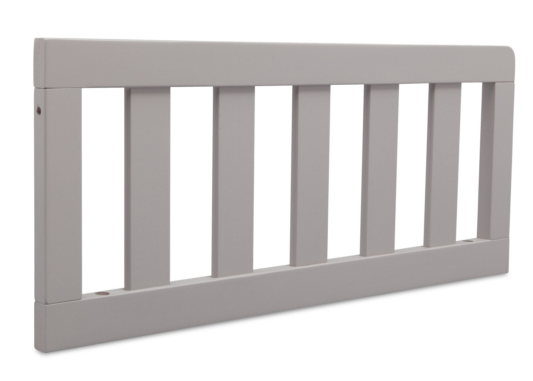 Delta Children Grey (026) Toddler Guardrail (0094) angle b2b