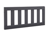 Delta Children Charcoal Grey (029) Toddler Guardrail (0094) angle c2c