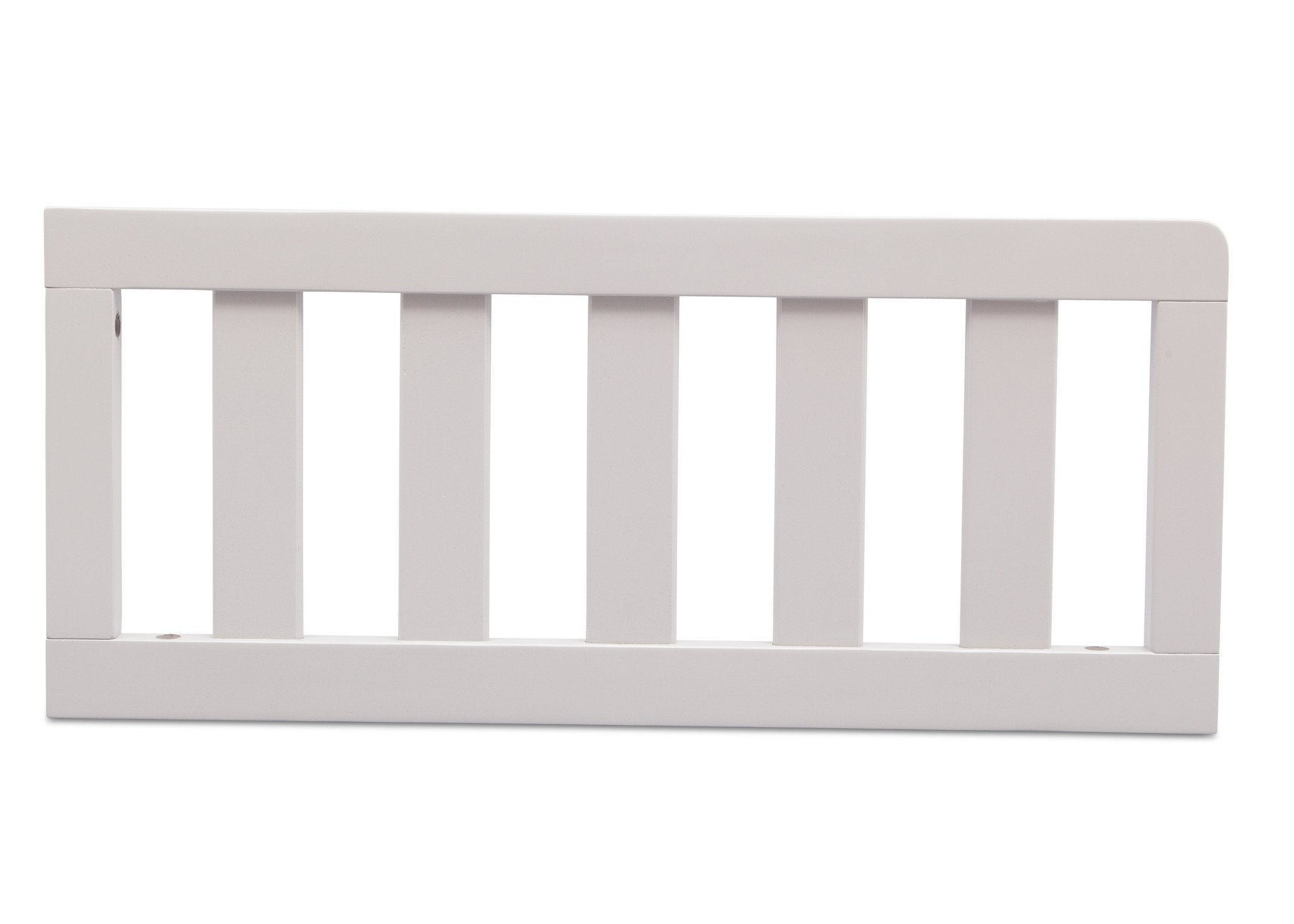 Bianca White (130) Ebony (0011) Guardrail Kit (0094) for Skylar 4-in-1 Convertible Crib