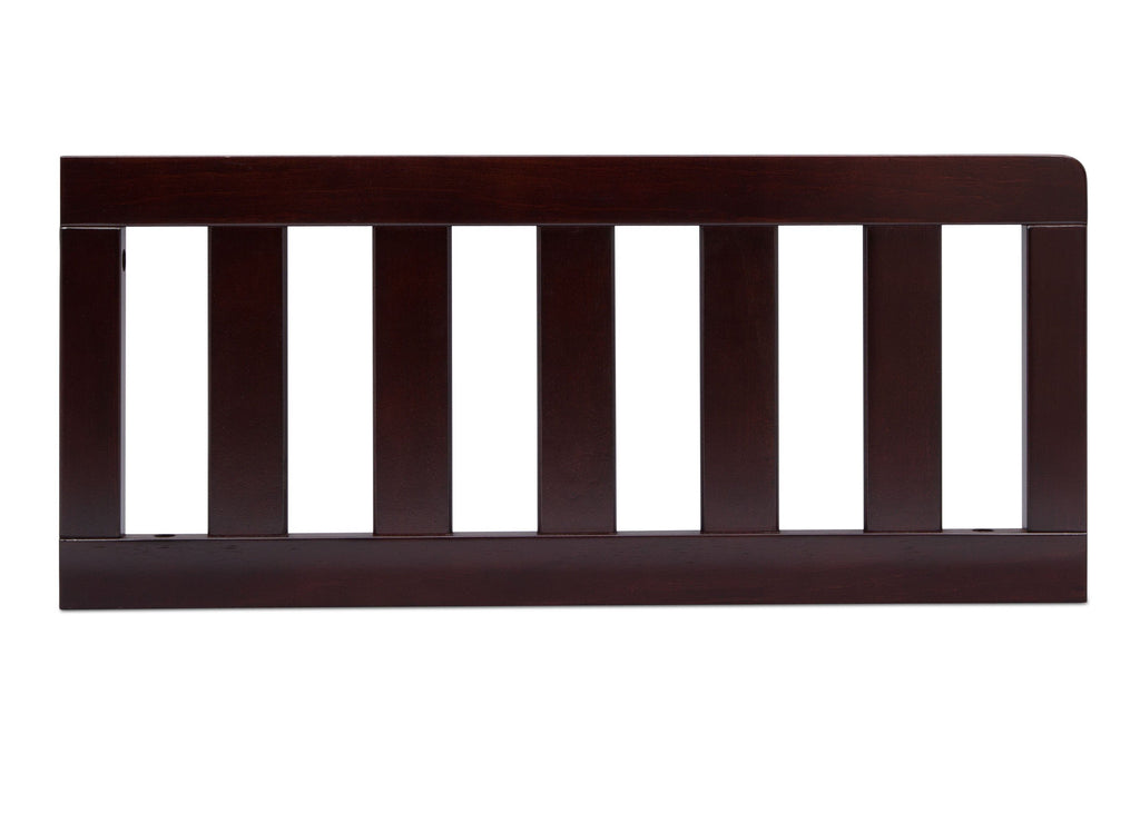 Dark Chocolate (207) Ebony (0011) Guardrail Kit (0094) for Skylar 4-in-1 Convertible Crib
