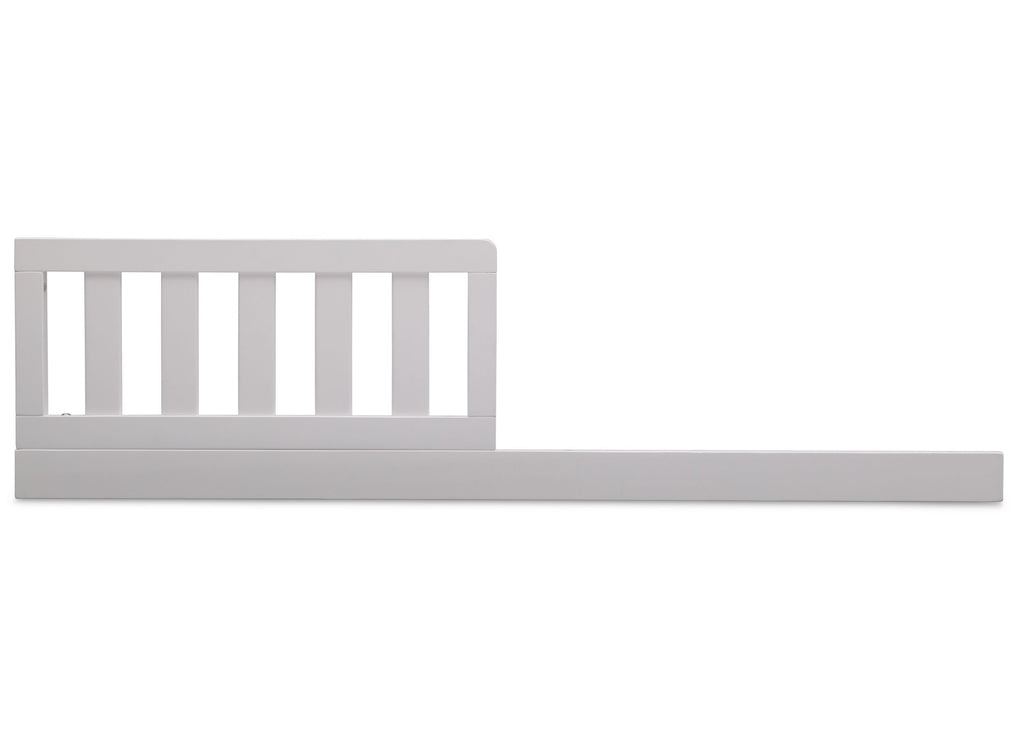 Delta Children Bianca (130) Daybed Rail & Toddler Guardrail Kit, Front View c2c
