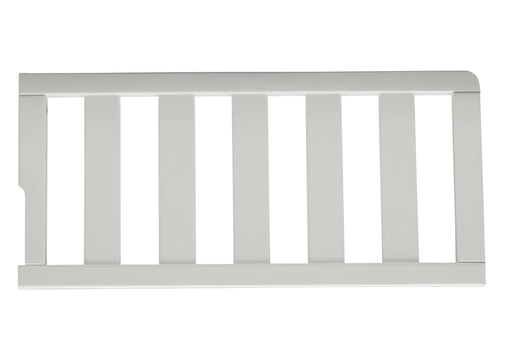 Delta Children Bianca (130) Toddler Guardrail (0096), front view c1c