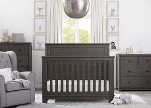 Monterey Crib N More Rustic Grey (084)