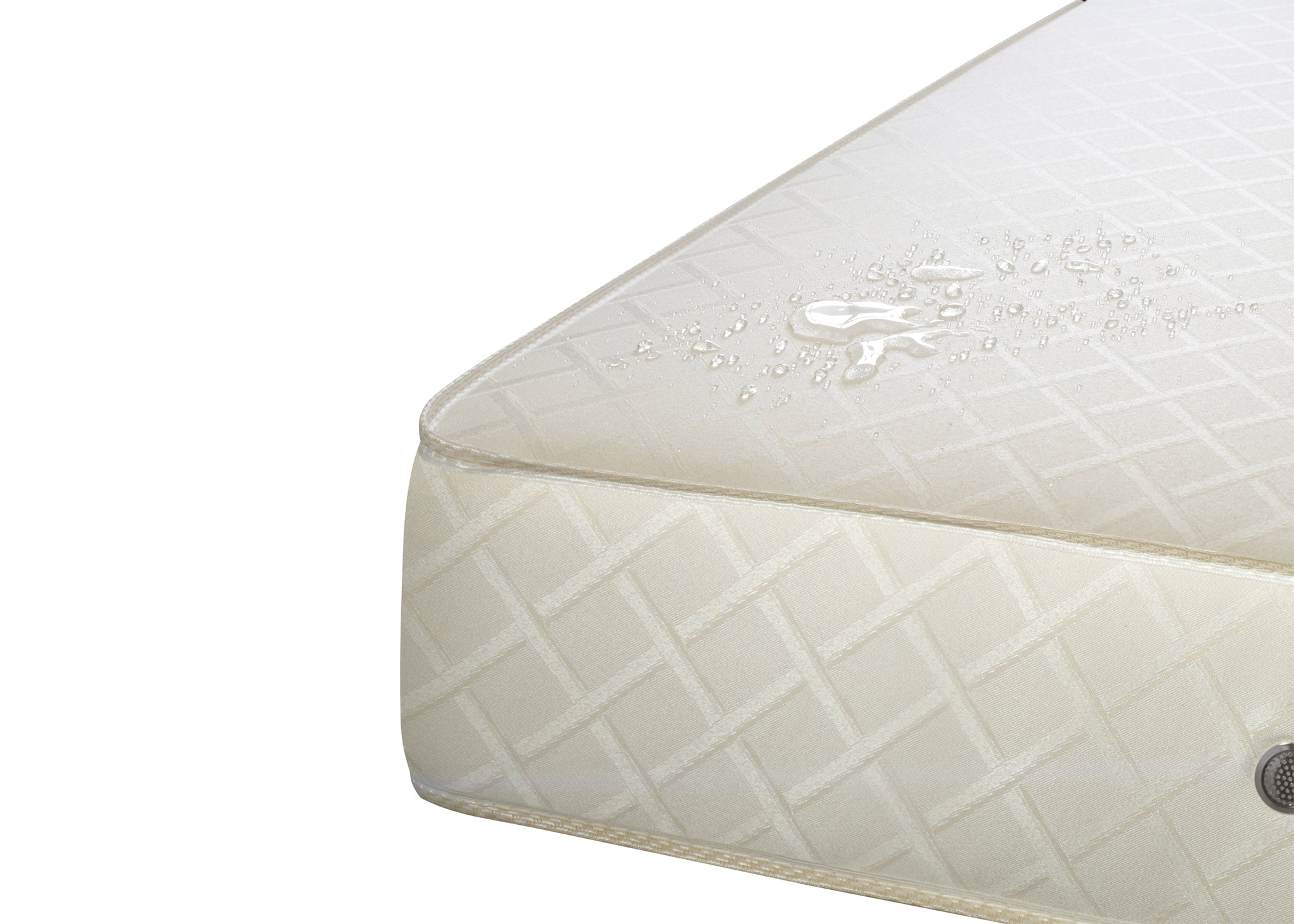 Delta Children Twinkle Stars Supreme Crib and Toddler Mattress, Waterproof View No Color (NO)