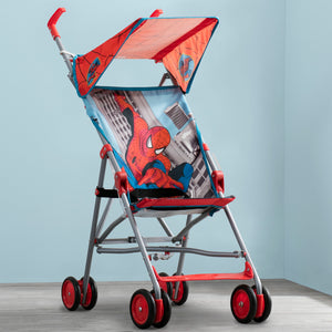 Spider-Man Umbrella Stroller