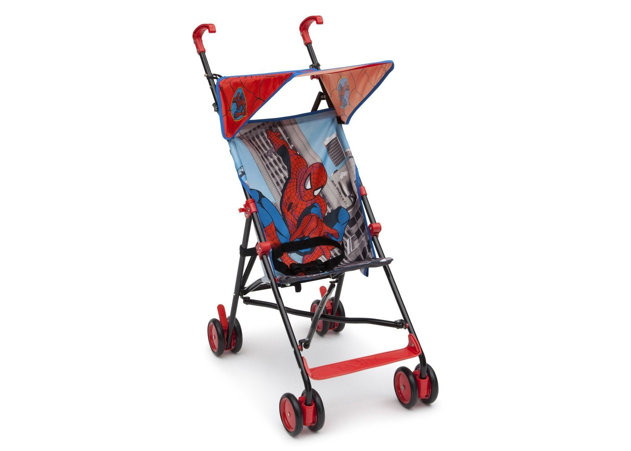Delta Children Style 1 (466) Spiderman Umbrella Stroller, Right View