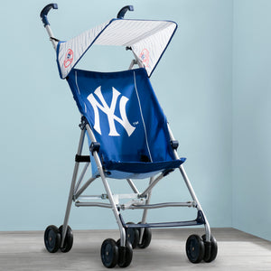 New York Yankees Lightweight Umbrella Stroller