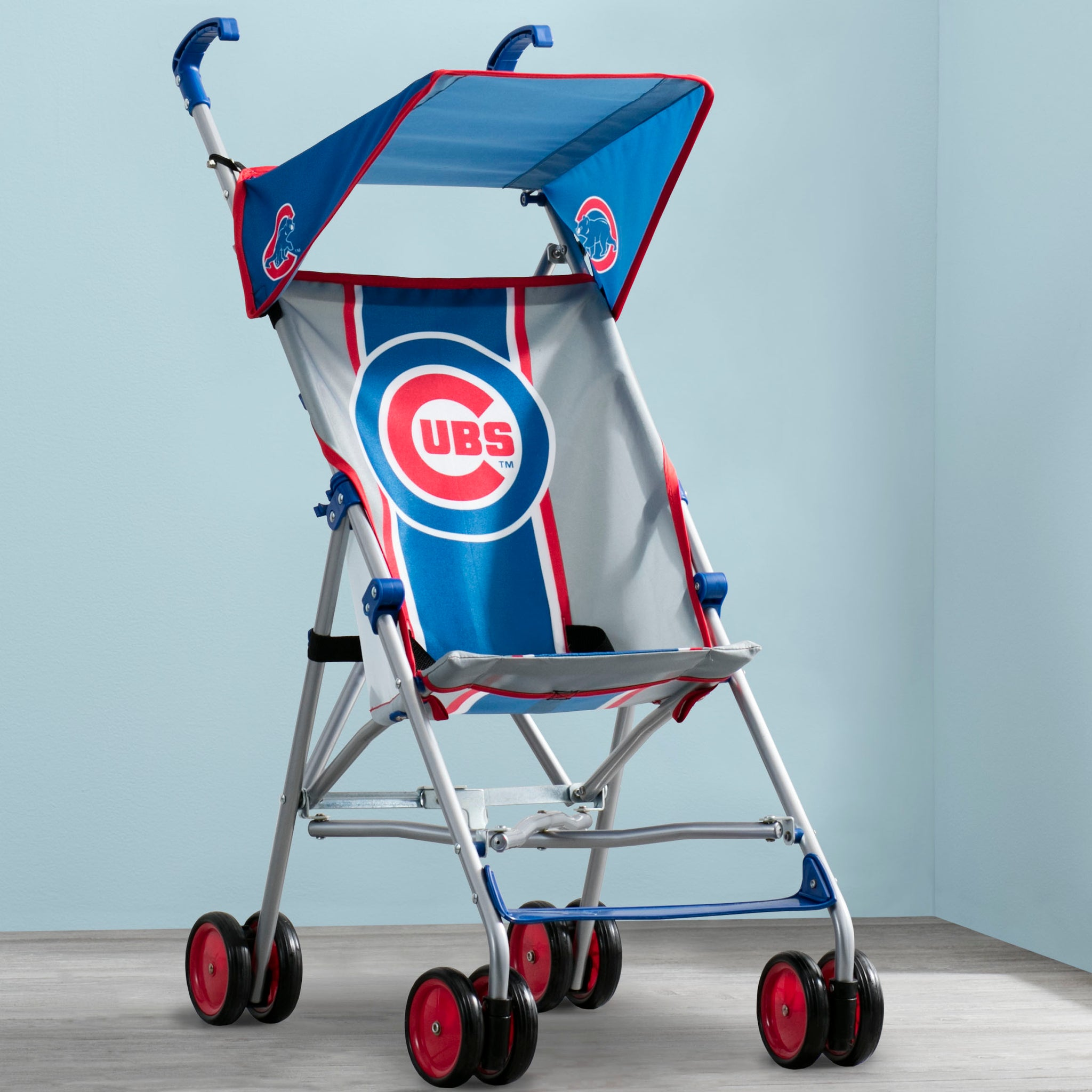 Chicago Cubs Lightweight Umbrella Stroller