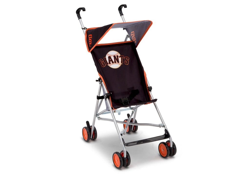 Delta Children Giants (1242) MLB Umbrella Stroller (11041) Right View, a1a