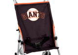 Delta Children Giants (1242) MLB Umbrella Stroller (11041) Logo, a2a